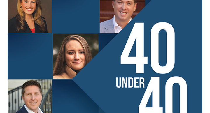 QC team members in top 40 under 40