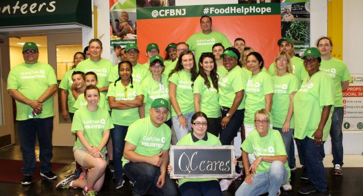 """QC """"Q""""s Up Meals for Those in Need"""