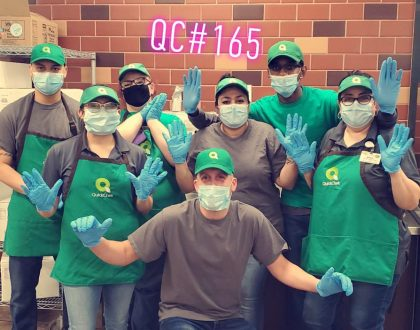 QuickChek's essential teams are hard at work
